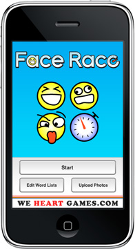 FaceRace for iPhone