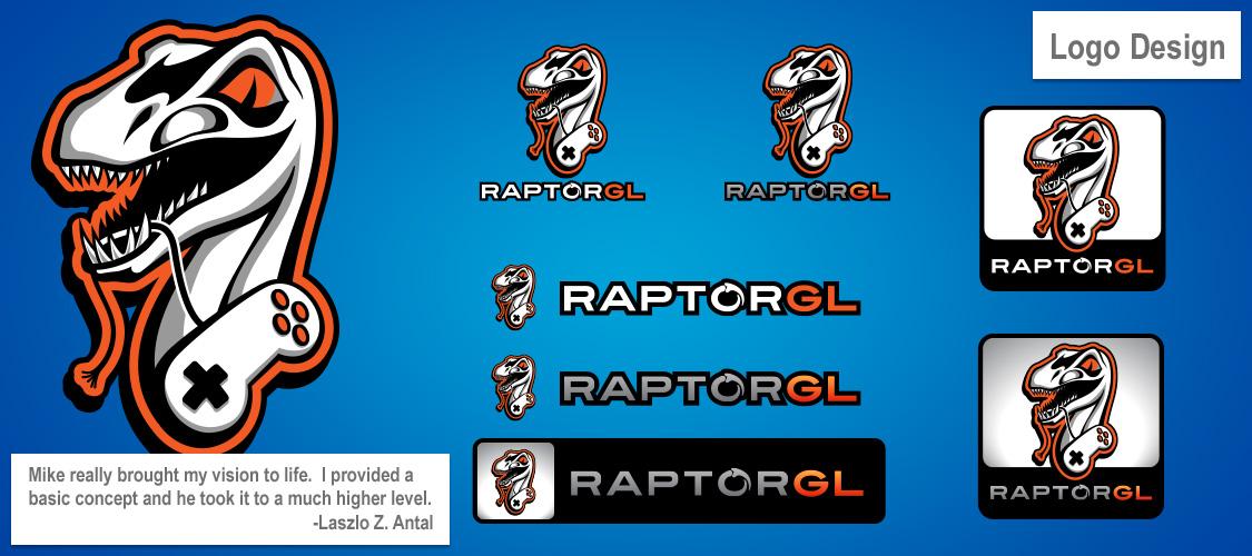 RaptorGL Logo