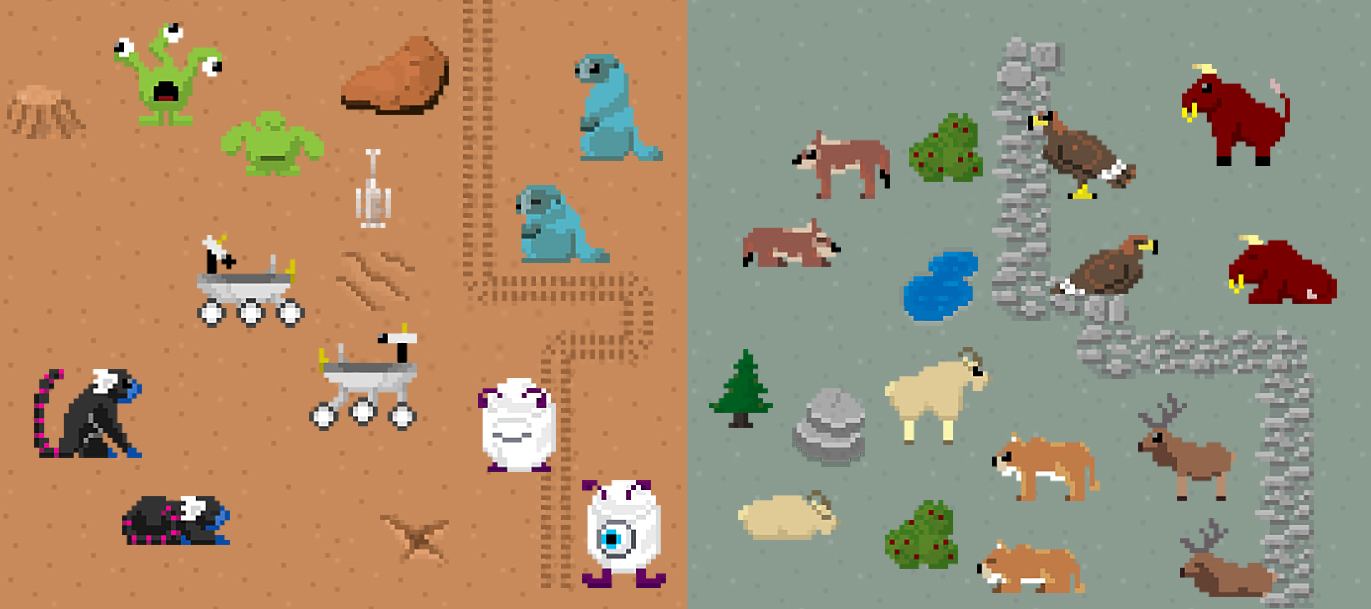Disco Zoo Content Update