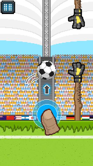 Soccer-Samba-gameplay