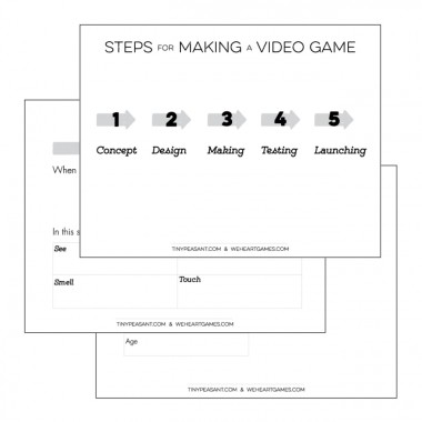 Game Design For Kids We Heart Games We Heart Games - Game design document download