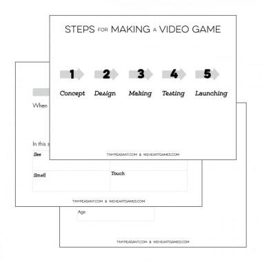 Video Game Design Doc