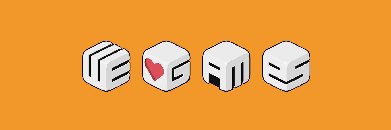 We Heart Games Logo