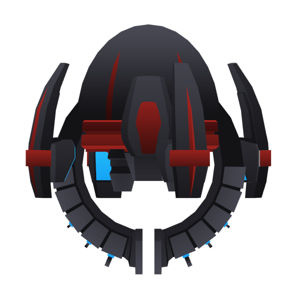 Ravenstar - Enemy Ship 2